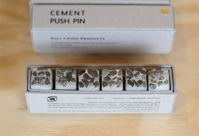 CEMENT PUSH PIN